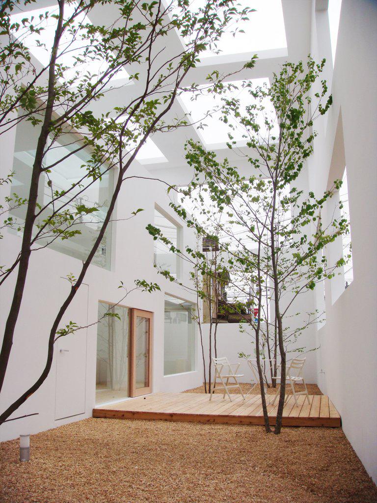 Sou fujimoto house n creareverde 6 creare verde for N house sou fujimoto