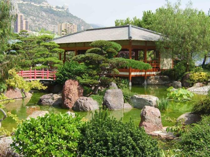 Giardino zen giapponese di montecarlo creare verde for Giardino zen interno
