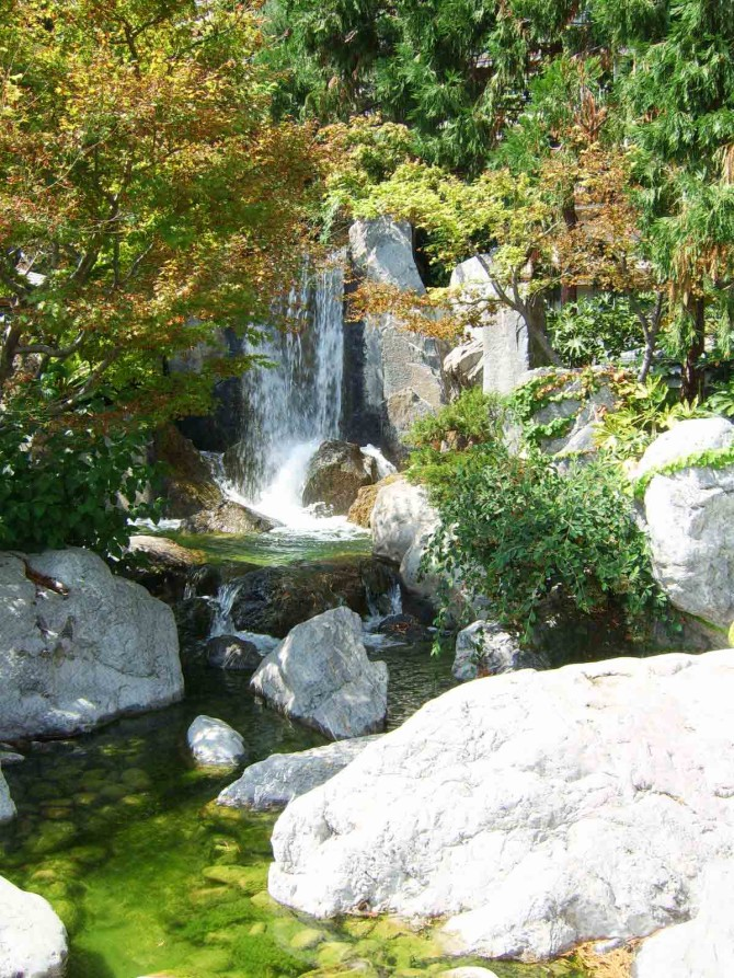 Giardino zen giapponese di Montecarlo - Creare Verde