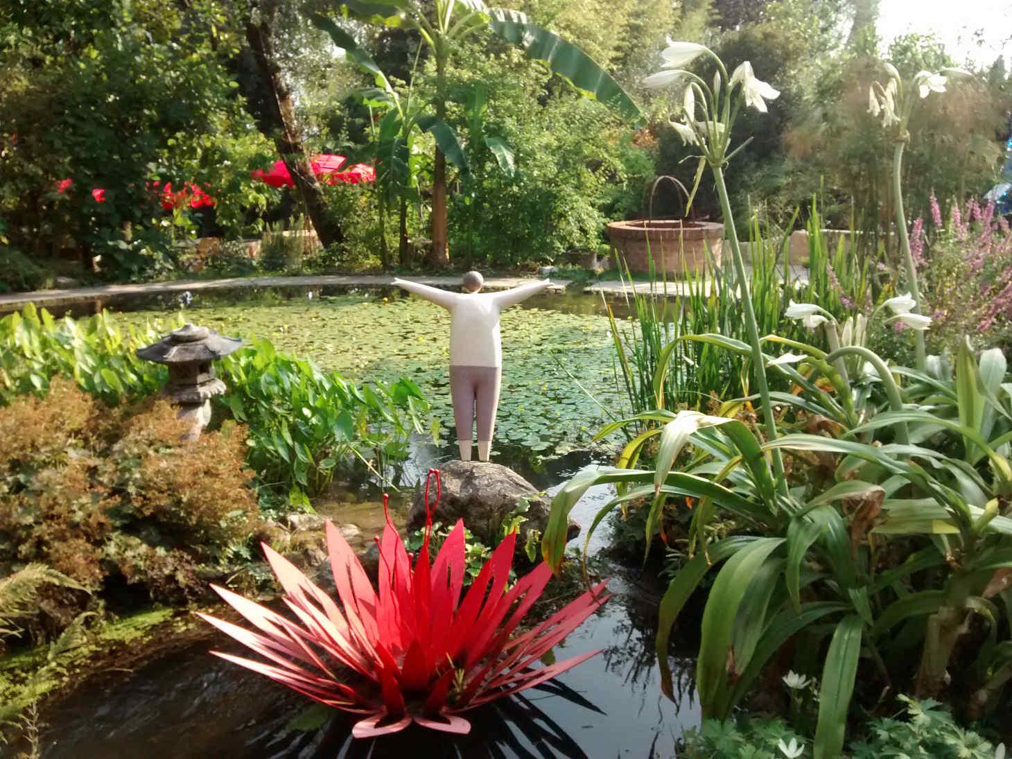 Giardino dei tarocchi: parco dall'architettura onirica