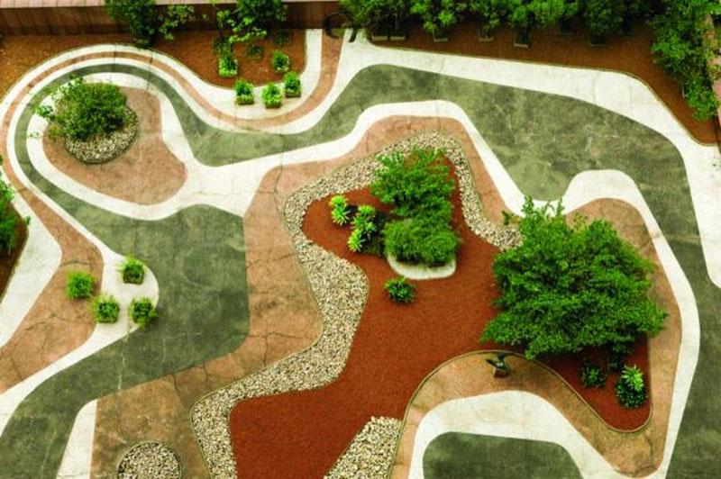 Architetti del paesaggio famosi i maestri del verde for Architettura del verde